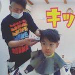 【3分間ヘアカット】幼児男の子散髪プロが教えるシリーズ!美容師美容室エイチゼロワン