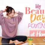 引きこもり美容🏋️♀️🥤🛁🧡おうち時間でキレイになりたい✨/My Beauty Day Routine at Home!/yurika