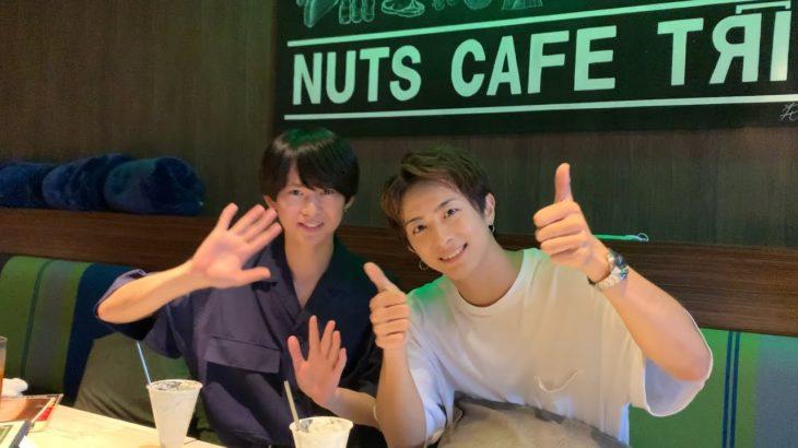 【夏パフェ】NUTS CAFE TRIP × ベルエポック美容専門学校 × White Explosionコラボ企画 初試食