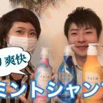 【夏ミントシャンプー】美容師おすすめスッキリ爽快夏シャン!