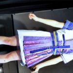 【4K】 #gaiseN / 「流星(Ryūsei/Meteor)」 @ベルエポック美容専門学校