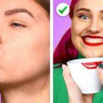 GENIUS BEAUTY HACKS! 💋 絶対役に立つ女の子のための美容ハック10選    Girly Ideas