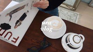 vlog | 秋の香り | 購入品紹介 | 美容室