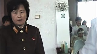 Pyongyang:Women's Beauty -NorthKorea 北朝鮮 女性の美容(平壌の世界261)