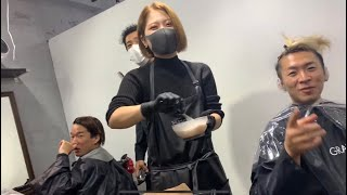 【原宿】ゲンキジャパンの美容室ルーティン
