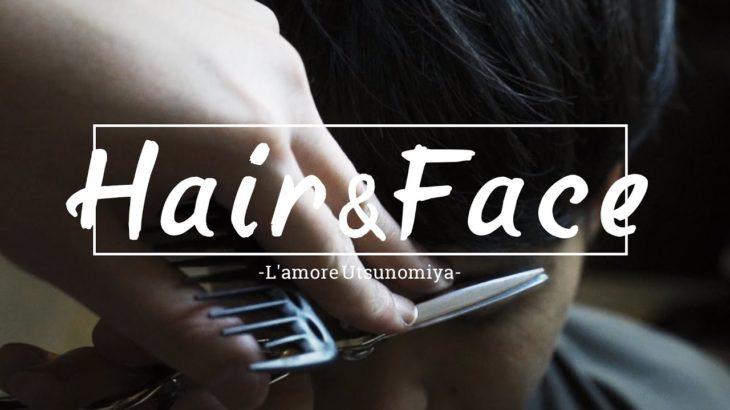 宇都宮 美容室 Hair&Face L'amore(ラモーレ) プロモーション動画