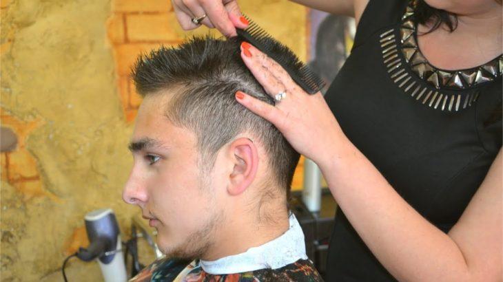 加拿大美容美髮師職業:美女帥哥肌膚相親