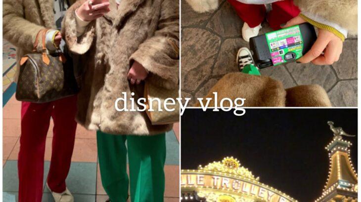 disney vlog/美容学生/のんびりvlog
